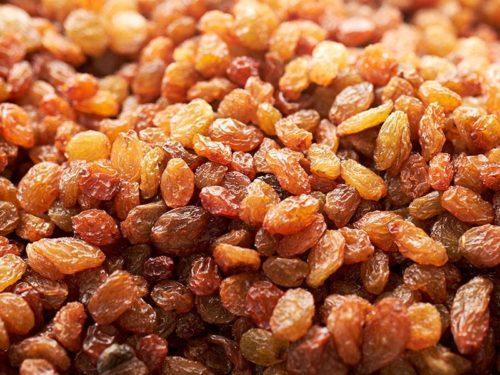 Изюм Желто-коричневый
