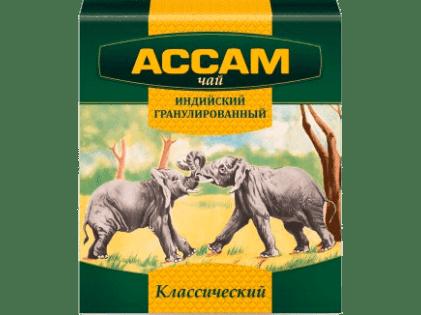 Чай Assam индийский гранул. 250гр