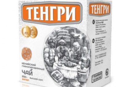 Чай Тенгри Кенийский гранул 250 гр