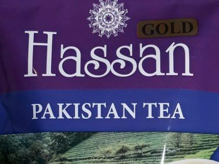 Чай Пакистан Hassan Gold 200гр