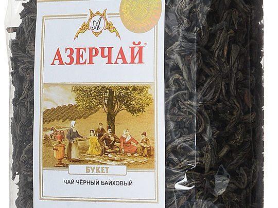 Чай Азерчай Листовой целлофан 200 гр