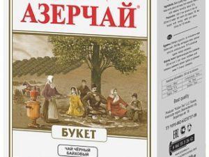 Чай Азерчай Листовой кор 100 гр