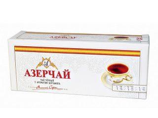 Чай Азерчай с бергамотом 25 пакетиков