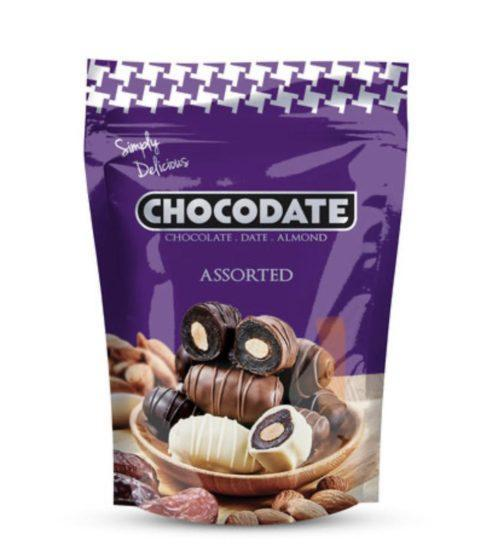 Финики в молочном шоколаде CHOCODATE 250 грамм