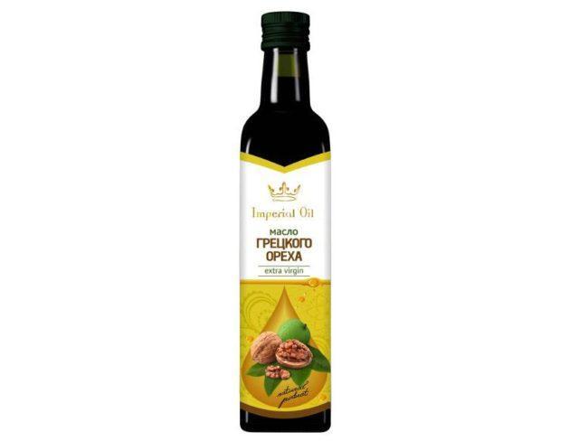 Масло Imperial Oil тыквенное extra virgin 250 гр.