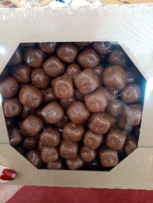 Драже шоколад-вафли